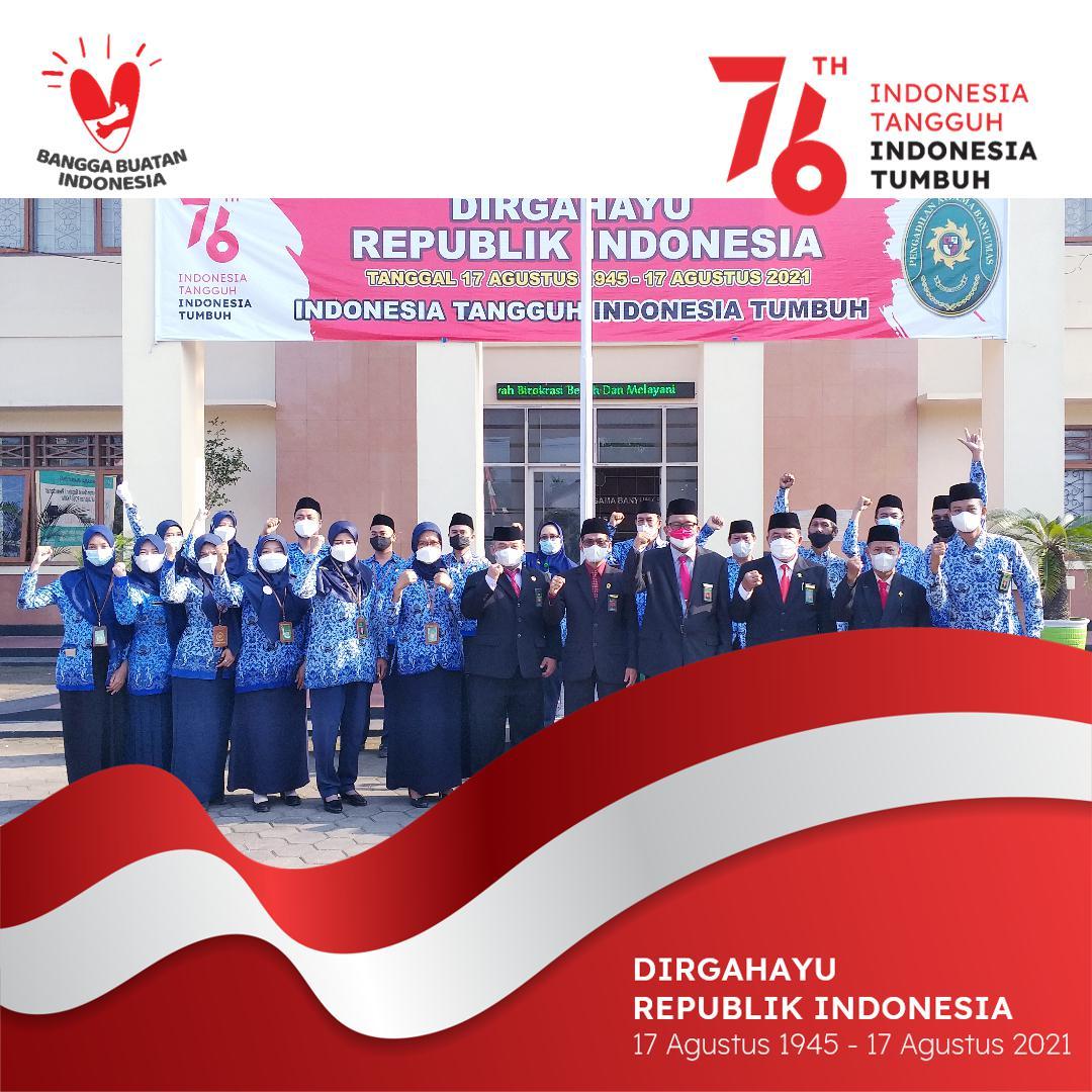 Selamat Hari Ulang Tahun Ke-76 Kemerdekaan RI
